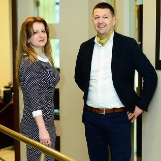 Andrei Gorgan & Laura Dumitru